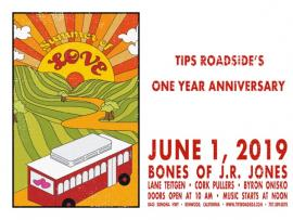 TIPS Roadside Anniversary Party