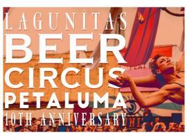 Lagunitas Beer Circus Photo