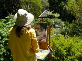 Sonoma County Art Trails Open Studios Photo