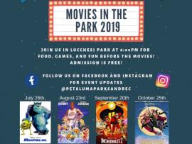 Petaluma Movies in the Park Photo
