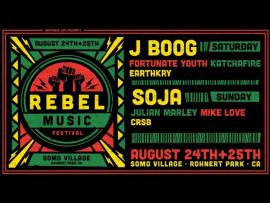 REBEL Music Festival Photo