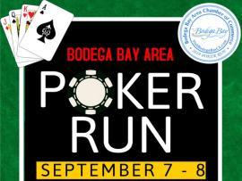 Bodega Bay Area Poker Run Photo