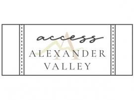 Access Alexander Valley Photo