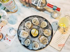 Hog Island Oysters at Hanson of Sonoma Photo