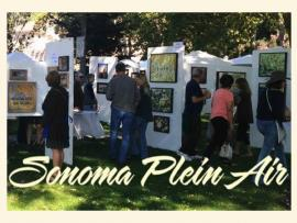 Sonoma Plein Air Festival - canceled Photo