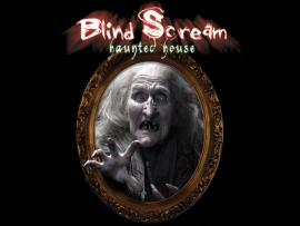 Blind Scream Haunted House Photo