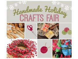 Handmade Holiday Crafts Fair Photo