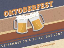 Oktoberfest at Brewsters Beer Garden Photo