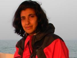 Sonoma County Poet Laureate Maya Khosla Photo