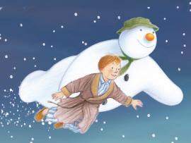 The Snowman Photo