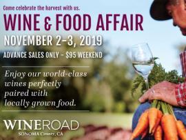 Wine and Food Affair Photo