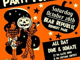Bear Republic Brewery Costume Party Photo