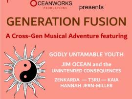 Generation Fusion: A Cross-Gen Musical Adventure Photo