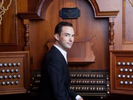 Christopher Houlihan, Organ Photo