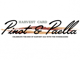 Pinot & Paella with Harvest Card Photo