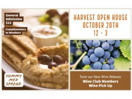Harvest Open House + Lunch Photo