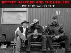 Jeffrey Halford and the Healers Photo