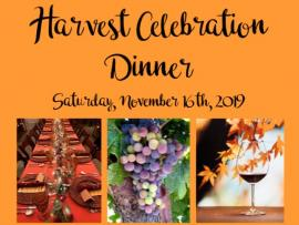Harvest Celebration Dinner Photo