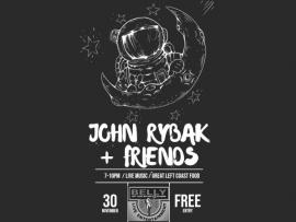 John Rybak + Friends at Belly Photo