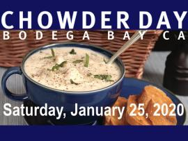 Bodega Bay Chowder Day - SOLD OUT Photo