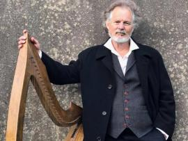 Patrick Ball: Celtic Harp and Story Photo