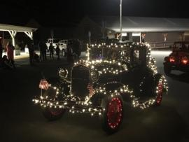 Penngrove Holiday Light Parade Photo
