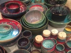 SCA Ceramics Program Annual Holiday Pottery Sale Photo