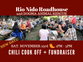 Rio Nido Roadhouse Chili Cook Off Photo