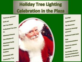 Sebastopol Annual Tree Lighting Celebration & Holiday Celebration Photo