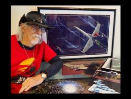 Star Wars First Ships Builder - Meet & Greet Photo