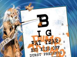 Durst Presents: Big Fat Year End Kiss Off Comedy Show XXVII Photo