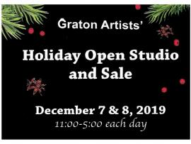 Graton Artists Holiday Open Studio and Sale Photo