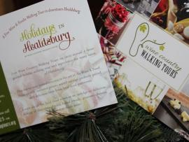 Holidays in Healdsburg Tour Photo