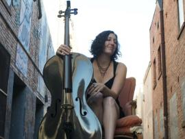 Dirty Cello at the Cinnabar Theater Photo