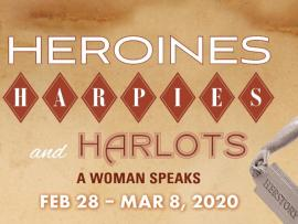 Heroines, Harpies, and Harlots: A Woman Speaks Photo