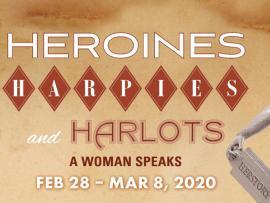Heroines, Harpies, and Harlots: A Woman Speaks Photo