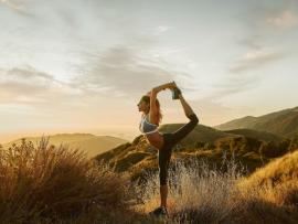 Yoga with Andrea Bogart Photo