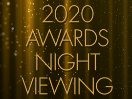 2020 Awards Night Viewing Party Photo