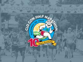 Clo Cow Half Marathon Photo