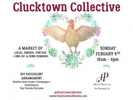 Clucktown Collective Valentines Market Photo
