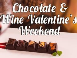 Chocolate & Wine Valentine's Weekend Photo