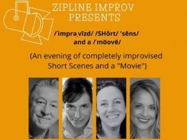 ZipLine Improv Presents! Photo