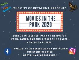 Movies in the Park Photo
