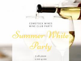 Summertime White Party Photo
