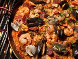 Pinot and Paella at Bacigalupi Vineyards - postponed Photo