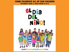 Dia del Nino / Happy Children's Day Photo