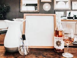 Paint A Charcuterie Board at Karah Vineyards Photo