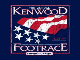 Kenwood Footrace Photo