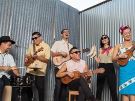 Leap Day Celebration Featuring Las Cafeteras & Friends Photo