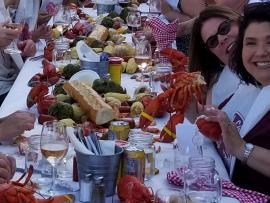 Martorana Lobster Dinner Photo